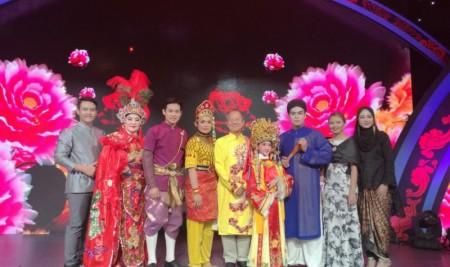 """Sinh viên Trường Đại học Sân khấu – Điện ảnh Hà Nội tham dự  Chương trình """"Kịch hát Trung Quốc – ASEAN"""" tại Nam Ninh, Trung Quốc"""