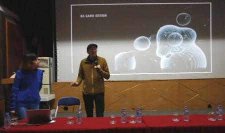 Chuyên gia Đức: GS. Walter Bergmoser gặp gỡ, giao lưu, chia sẻ kinh nghiệm với sinh viên Trường Đại học Sân khấu – Điện ảnh Hà Nội