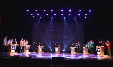 Cuộc thi Olympic tiếng Anh lần thứ III dành cho sinh viên Trường Đại học Sân khấu – Điện ảnh Hà Nội