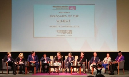 Đoàn giảng viên Trường Đại học Sân khấu – Điện ảnh Hà Nội tham dự Hội nghị thường niên của CILECT tại Ấn Độ