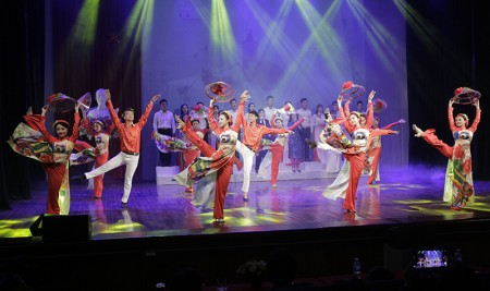 Kỷ niệm 36 năm thành lập Trường Đại học Sân khấu – Điện ảnh Hà Nội