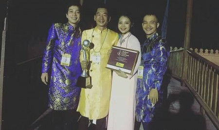 Giảng viên, sinh viên Trường Đại học Sân khấu – Điện ảnh Hà Nội tham gia Liên hoan múa Rối quốc tế Harmony World Puppet tại Thái Lan