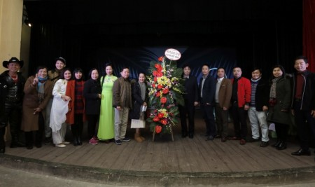Khoa Kịch hát dân tộc tổ chức cuộc thi Tài năng sinh viên
