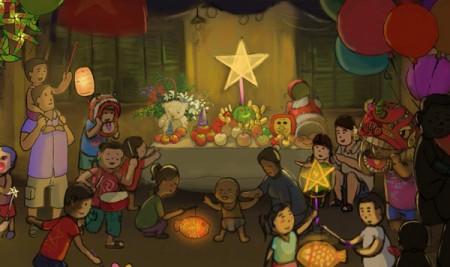 Phim hoạt hình Đèn Ông Sao