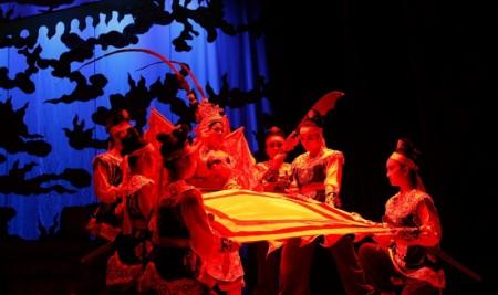 Bảo tồn và đưa nghệ thuật Tuồng truyền thống tới với công chúng